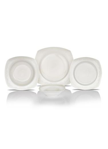 Schafer 24 prç. Elga Yemek Takımı-BYZ01-69247 Beyaz
